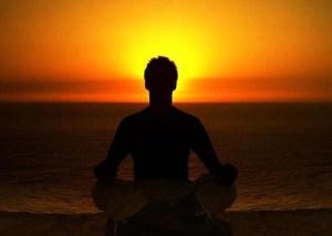 Meditaţia te poartă spre lumina