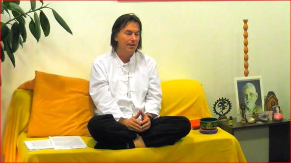 Despre retragerea de meditație